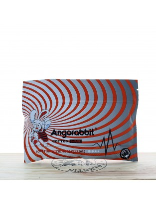 Angorabbit Cotton Orange