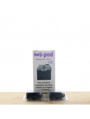 Mi-Pod Pack Cartouches avec résistances