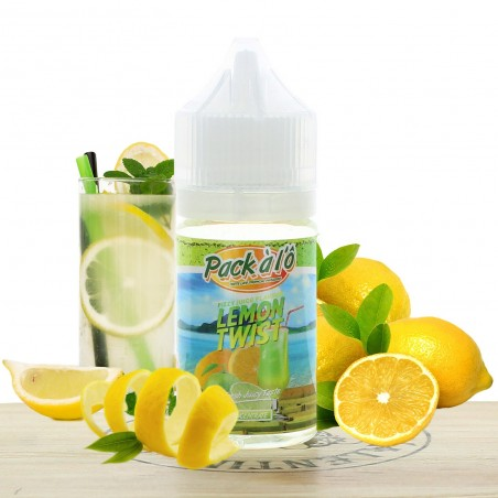 Concentré Lemon Twist 30ml - Pack à l'Ô