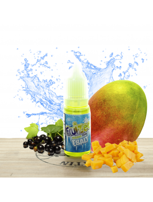 Cassis Mangue 10ml (sel)  - Fruizee