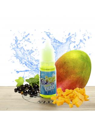 Cassis Mangue 10ml (sel)  - Fruizee
