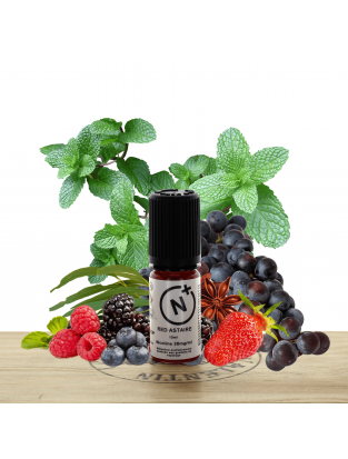 Red Astaire (sels) 10 ml - T-juice