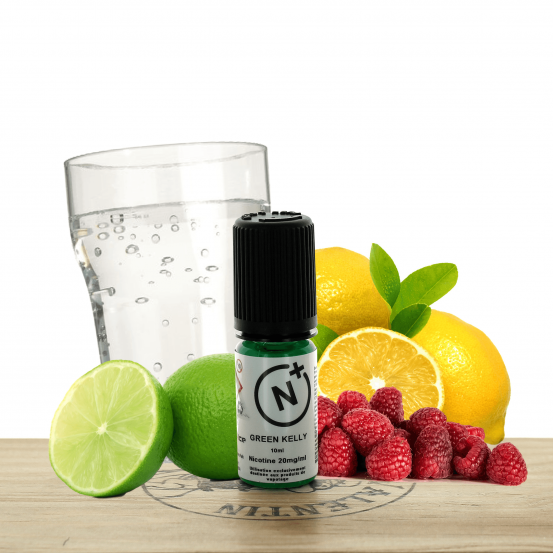 Green Kelly (sels) 10 ml - T-juice