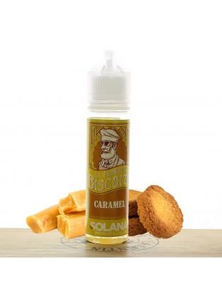 """La Fabrique à Biscuits """"Caramel"""" 50ml - Solana"""