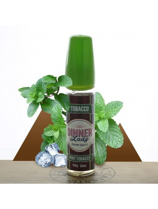 Mint Tobacco 50ml - Dinner Lady