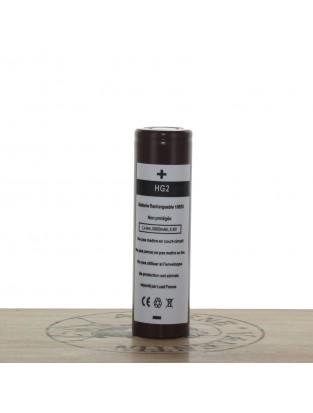 Accu Hg2 18650 35A 3000mha - LG