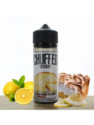 Chuffed Dessert Lemon Tart 100ml Chuffed