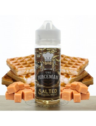 Salted Caramel 100ml The Juiceman Baker Range