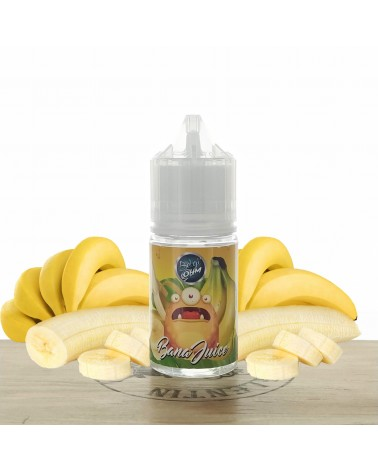 Concentré Bana Juice 30ml Belgi'ohm