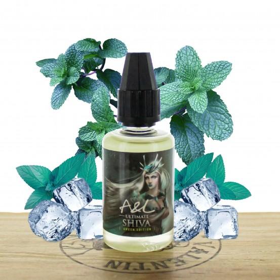 "Concentré Shiva ""Green Edition"" 30ml - Arômes et Liquides 10,90 € :..."