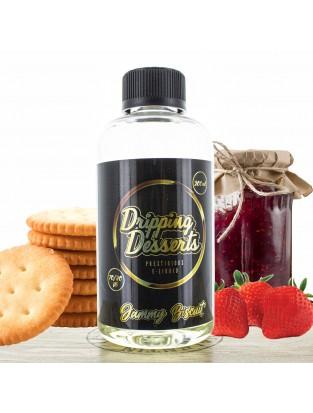 Jammy Biscuit 200ml Dripping Desserts